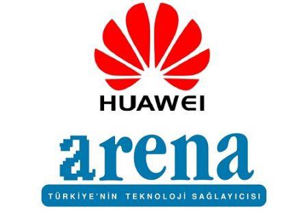 Arena Bilgisayar, Huawei Yetkili Distribütörü Oldu