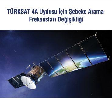 GoldMaster Türksat 4A geçiş işlemleri ve kanal ayarlama