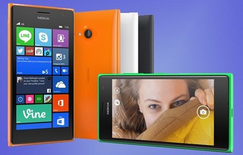 Selfie odaklı Lumia 730 için tanıtımlar başladı