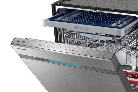 Samsung'dan devrim yaratacak yepyeni bulaşık makinesi WaterWall'ı gururla sunar
