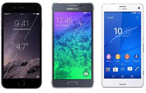 iPhone 6-Galaxy Alpha-Xperia Z3 Compact tercihiniz hangisi olurdu?