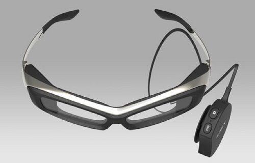 Sony'den sanal gerçeklik gözlüğü: SmartEyeglass