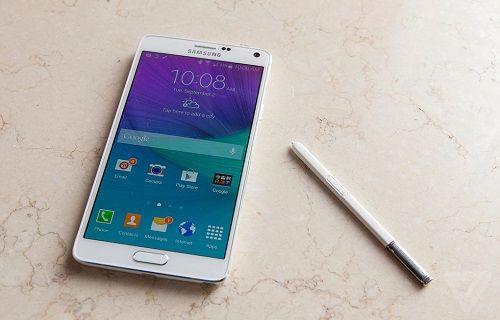 Galaxy Note 4'ün sistem dosyaları yayınlandı