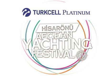 Turkcell Platinum Hisarönü Aegean Yachting Festival'i gerçekleşti