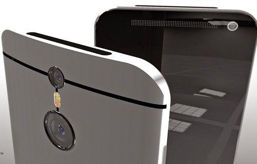 HTC One M9 için muhteşem bir konsept çalışması