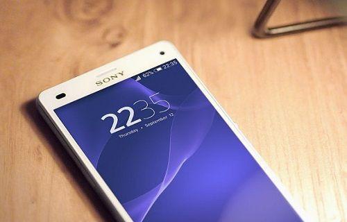 Sony Xperia Z3 ve Z3 Compact pil süreleriyle dikkat çekiyor