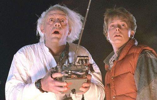 Back to the Future hayranlarına müjdemiz var