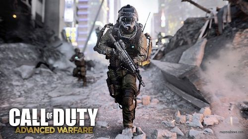 Call of Duty: Advanced Warfare'ın senaryo modu göründü