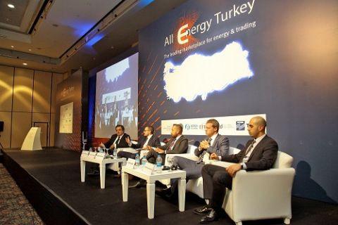 ALL ENERGY TURKEY 2014 Kongre ve Fuarı Istanbul'da yapıldı