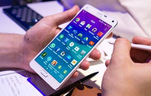 Galaxy Note 4'ün özelliklerine bir de böyle bakın