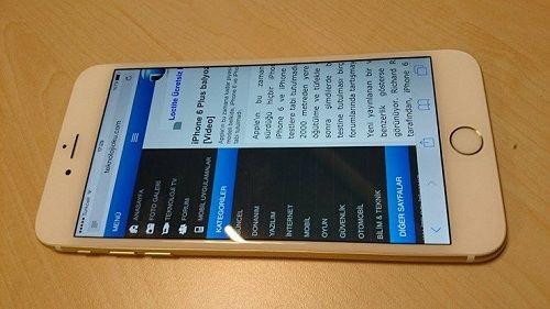 iPhone 6 Plus ön inceleme ve iPhone 6 Plus benchmark testleri