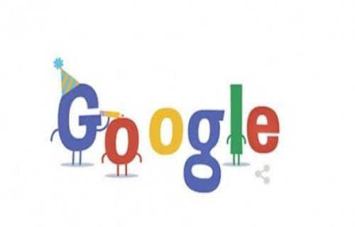 Google'ın 16. doğum gününde hakaret sürprizi!