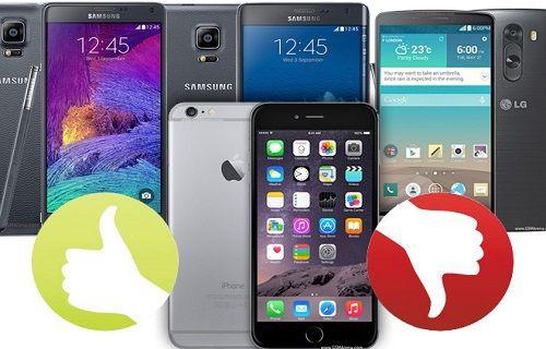 Anket: iPhone 6 Plus mı rakiplerini mi? Hangisini tercih edersiniz?