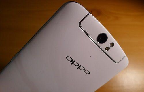 İşte mükemmel tasarımlı Oppo N3 ve teknik özellikleri