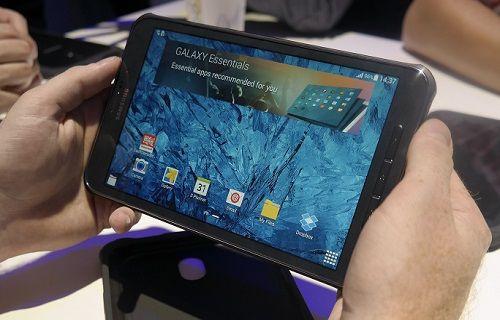 En sağlam tablet Galaxy Tab Active'e yakından bakın