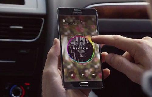Samsung, Galaxy Note 4 için uzun bir video reklam yayınladı