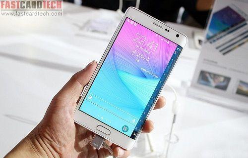 Kavisli ekrana sahip Galaxy Note Edge'in klonu Çin'de satışa sunuldu
