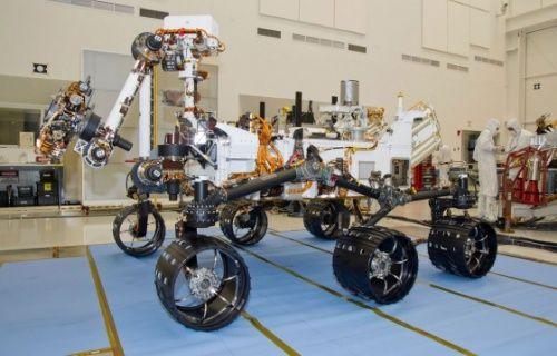Curiosity, kızıl gezegende yaptığı ilk analizleri NASA'ya gönderdi!