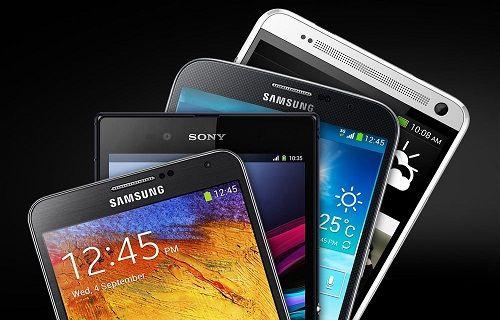 Gezegendeki en büyük ekranlı akıllı telefonlar
