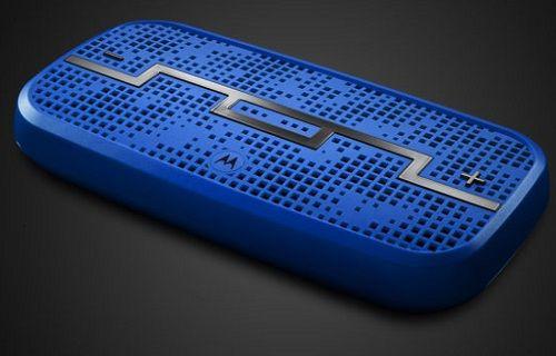 Motorola'dan kablosuz hoparlör: Deck Ultra