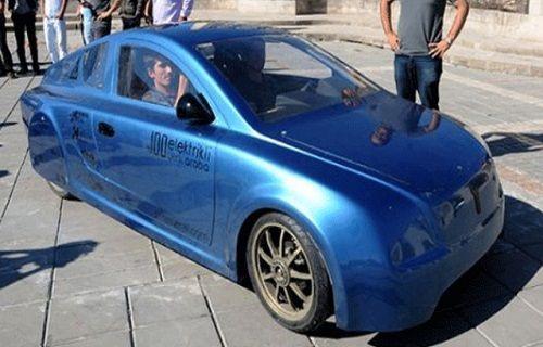 İstanbul Üniversitesi tarafından geliştirilen elektrikli araç Türkiye turunu tamamladı