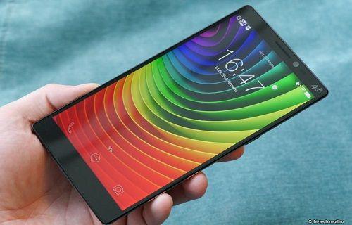 Lenovo'nun dikkat çeken telefonu Vibe Z2 Pro satışa sunuldu