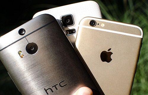 iPhone 6 - Galaxy S5 ve One M8: Kamera karşılaştırması