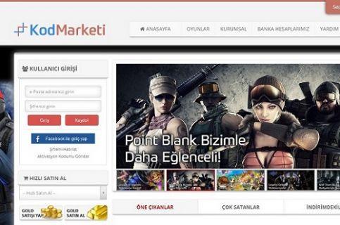 KodMarketi.com'dan güvenle alışveriş yapabilirsiniz