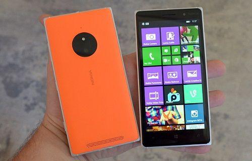 Lumia 830 satışa sunuluyor