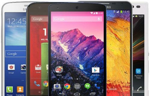 2014'te alınabilecek en iyi 18 akıllı telefon!