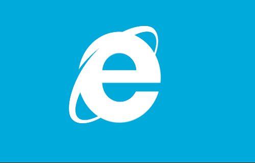 Internet Explorer hala en popüler tarayıcı