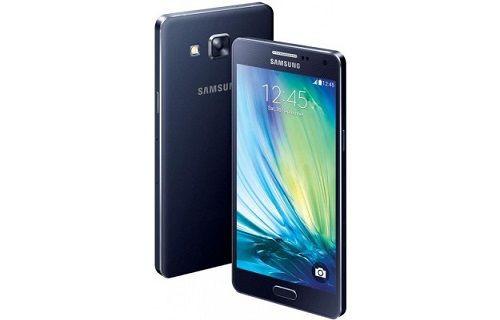 Metal çerçeveli Galaxy A5'in basın görüntüleri yayınlandı