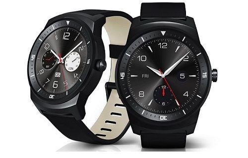 LG G Watch R satışa sunuluyor