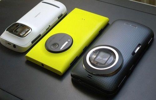 Sıradışı arka kameraya sahip 8 akıllı telefon