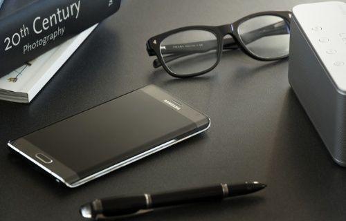 Galaxy Note Edge'nin kavisli ekranının özellikleri İnfografik olarak yayınlandı!
