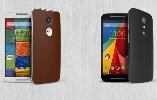 Moto X (2014) - Moto G (2014) kamera karşılaştırması