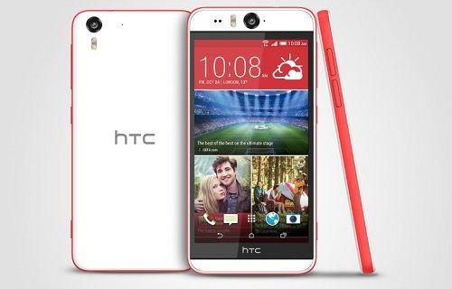 HTC'nin 13MP ön kameralı telefonu Desire Eye resmiyet kazandı