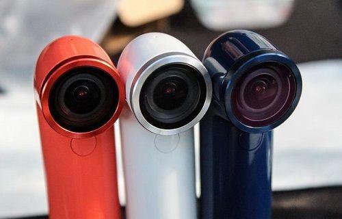 HTC'den kamera odaklı bir cihaz daha: RE Kamera