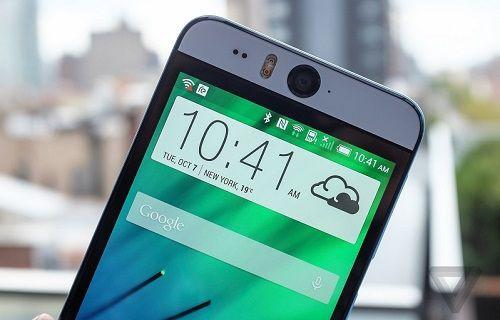 HTC'nin yeni kamera yazılımı tanıtım videolarında!