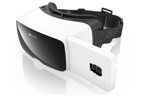 Carl Zeiss'ten sanal gerçeklik gözlüğü: VR One
