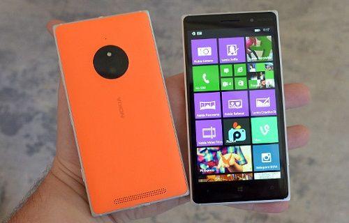 Lumia 925-Lumia 830 kamera karşılaştırması