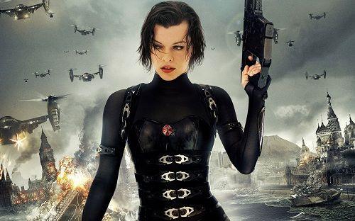 Beklenen gerçekleşiyor ve Resident Evil dizi oluyor!