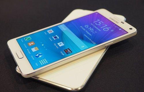 Galaxy Note 4 için ilk güncelleme yayınlandı