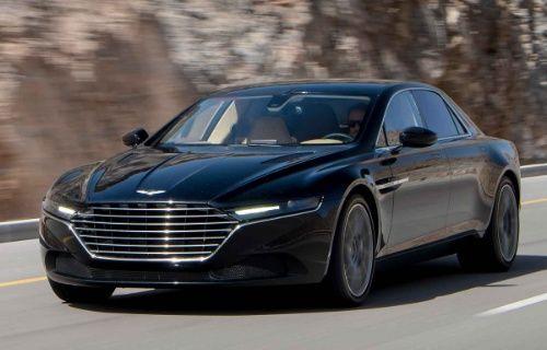 Aston Martin Lagonda duyuruldu!