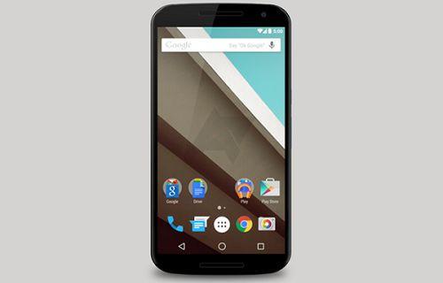 Evleaks, Nexus 6'nın basın fotoğrafını yayınladı