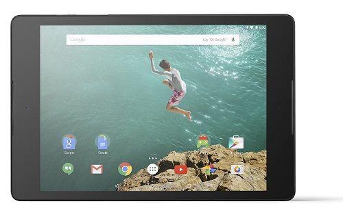 Nexus 9 artık resmi