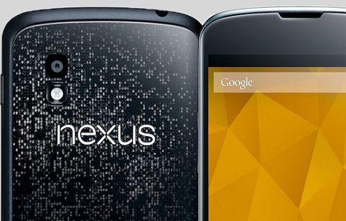 Nexus 4, 5, 7 ve 10 Android 5.0 güncellemesini almaya hazırlanıyor