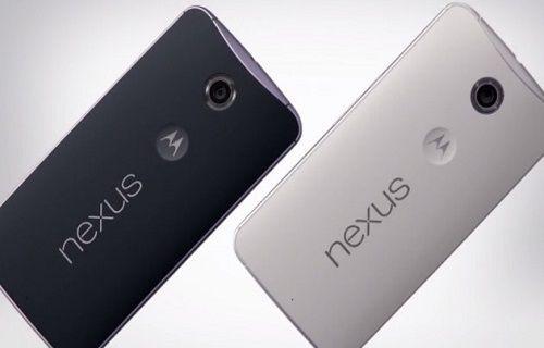 Nexus 6'nın ilk kutu açılışı (çok kısa)