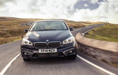 BMW 218i Active Tourer satışa çıktı