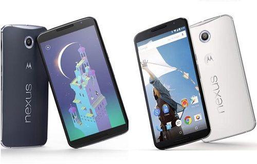 Nexus 6 yıl sonuna kadar 28 ülkede satışa sunulacak